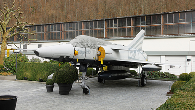 R-2116 - Dassault Mirage 3RS - Switzerland - Air Force