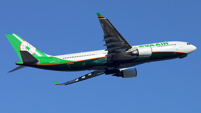 B-16311 - Airbus A330-203 - Eva Air