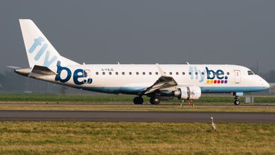 G-FBJE - Embraer 170-200STD - Flybe