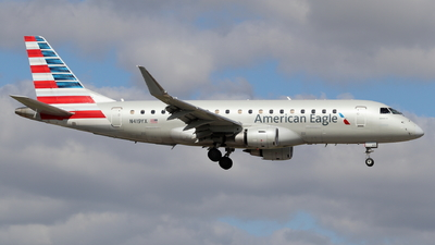 A picture of N419YX - Embraer E175LR - American Airlines - © Andriy Yegorov