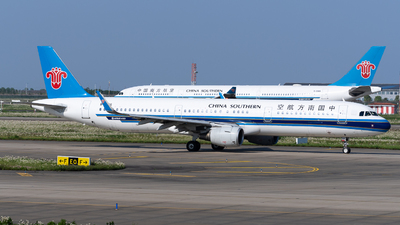 B-8966 - Airbus A321-211 - China Southern Airlines