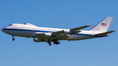 75-0125 - Boeing E-4B - United States - US Air Force (USAF)