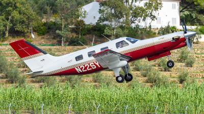 A picture of N22SY - Piper PA46350P Malibu Mirage - [4636122] - © Günter Tiroler