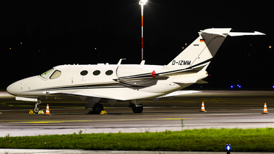 A picture of DIZMM - Cessna 510 Citation Mustang - [5100386] - © C. v. Grinsven