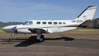 VH-EQU - Cessna 441 Conquest II - Private