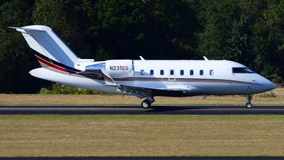 N231QS - Bombardier CL-600-2B16 Challenger 650 - NetJets Aviation