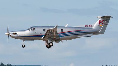 A picture of ECISH - Pilatus PC12/45 - [498] - © Julian Mittnacht
