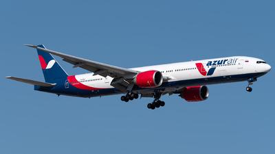 VQ-BZC - Boeing 777-31HER - Azur Air