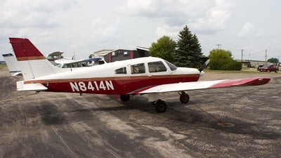 N8414N - Piper PA-28-181 Archer DX - Private