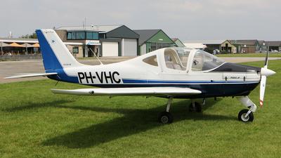 PH-VHC - Tecnam P2002JF Sierra - Private