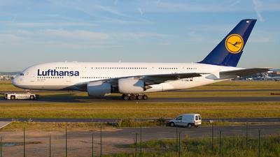 D-AIME - Airbus A380-841 - Lufthansa