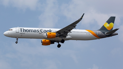 OY-TCE - Airbus A321-211 - Thomas Cook Airlines Scandinavia