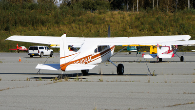 A picture of N64044 - Cessna 180K Skywagon - [18052865] - © C. v. Grinsven