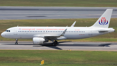 XU-995 - Airbus A320-214 - JC International Airlines