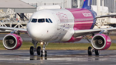 D-AVVW - Airbus A320-232 - Wizz Air UK