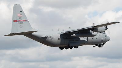 87-9287 - Lockheed C-130H Hercules - United States - US Air Force (USAF)