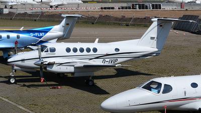 A picture of DIVIP - Beech B200 Super King Air - Star Wings - © Bjoern Huke