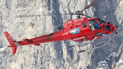 OE-XTW - Aerospatiale AS 350 Ecureuil B3 - Heli Tirol