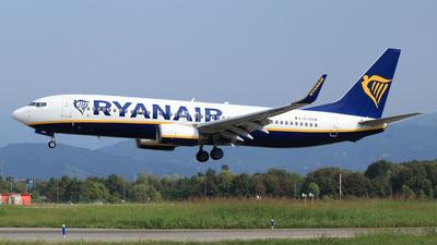 A picture of EIEKW - Boeing 7378AS - Ryanair - © Carlo Luigi Tamiazzo