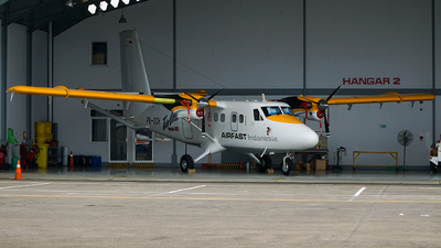 PK-OCH - Viking DHC-6-400 Twin Otter - Airfast Indonesia