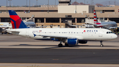 A picture of N365NW - Airbus A320212 - Delta Air Lines - © Davin Amy
