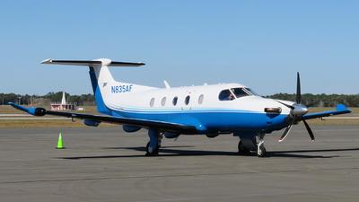 N835AF - Pilatus PC-12/47E - PlaneSense