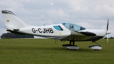 G-CJHB - Czech Sport Aircraft PS-28 Cruiser - Private