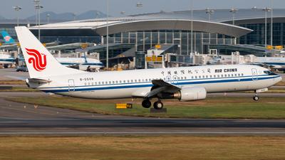 B-5508 - Boeing 737-86N - Air China