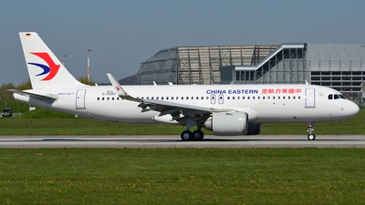 D-AUBG - Airbus A320-251N - China Eastern Airlines