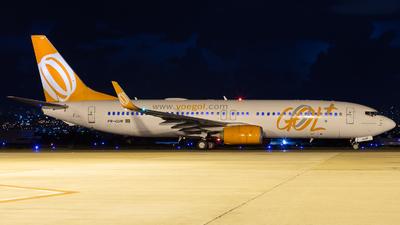A picture of PRGUR - Boeing 7378HX - GOL Linhas Aereas - © Maycon Jorge / Equipe Gig ao Vivo