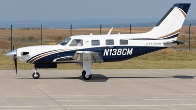 N138CM - Piper PA-46-500TP Malibu Meridian - Private