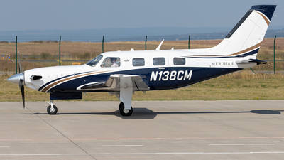 A picture of N138CM - Piper PA46500TP Malibu Meridian - [4697579] - © Arne P.