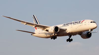 F-HRBH - Boeing 787-9 Dreamliner - Air France