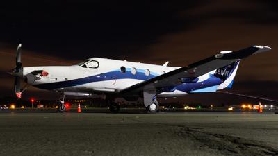 A picture of N948MR - Pilatus PC12/47E - [1098] - © Taylor Kim