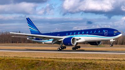 4K-AI001 - Boeing 777-200LR - AZAL Azerbaijan Airlines