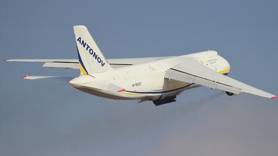 UR-82027 - Antonov An-124-100 Ruslan - Antonov Design Bureau