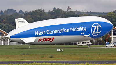 A picture of DLZNT - Zeppelin LZ N07100 - [004] - © Manfred Franke