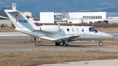 I-FVAB - Cessna 525 Citationjet CJ1 - Private