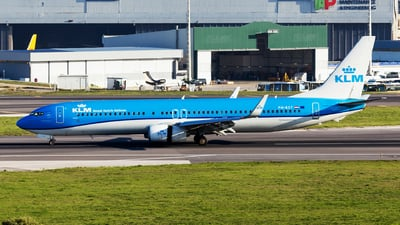 PH-BXT - Boeing 737-9K2 - KLM Royal Dutch Airlines