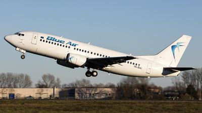 YR-BAC - Boeing 737-377 - Blue Air