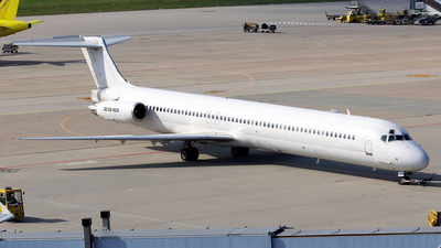 SE-RDR - McDonnell Douglas MD-82 - Flynordic