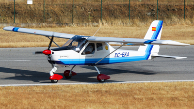 EC-EK4 - Tecnam P92 Echo - Private
