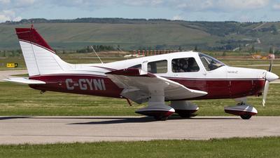C-GYNI - Piper PA-28-161 Warrior II - Private