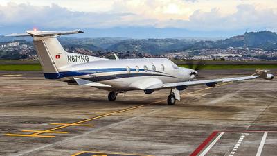N671NG - Pilatus PC-12/47E - Private