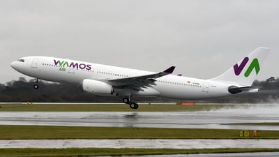 G-EOMA - Airbus A330-243 - Wamos Air