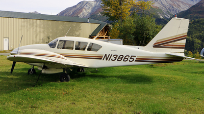 N13865 - Piper PA-23-250 Aztec - Private