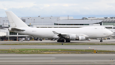N407KZ - Boeing 747-4KZF(SCD) - Atlas Air