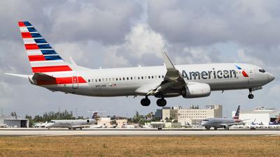 N952NN - Boeing 737-823 - American Airlines