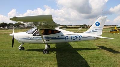 G-TSFC - Tecnam P2008JC - Stapleford Flying Club