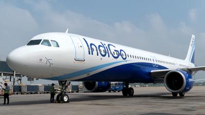 VT-ILP - Airbus A321-251NX - IndiGo Airlines